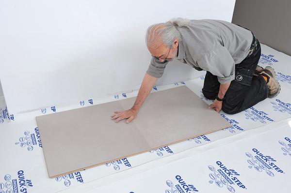 Poser des dalles au sol-bricolage avec robert-12
