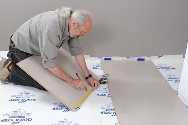 Poser des dalles au sol-bricolage avec robert-22