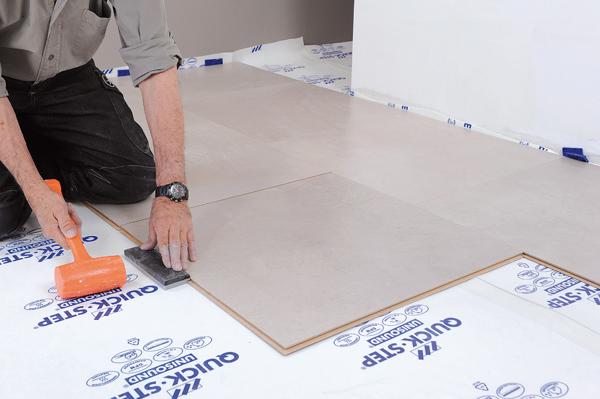 Poser des dalles au sol-bricolage avec robert-33