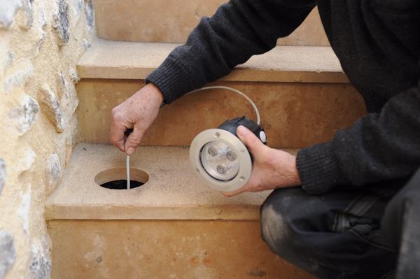 escalier en pierre-116-Bricolage avec Robert