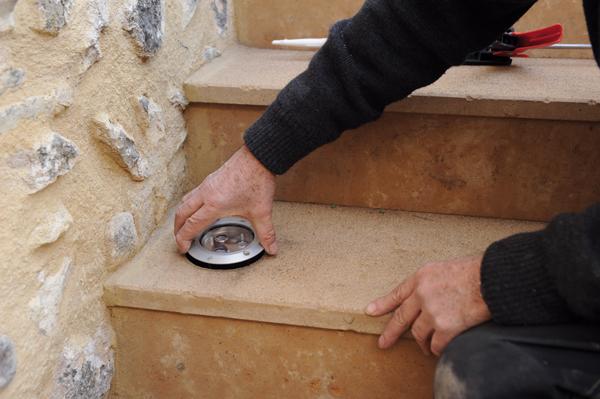 escalier en pierre-118-Bricolage avec Robert