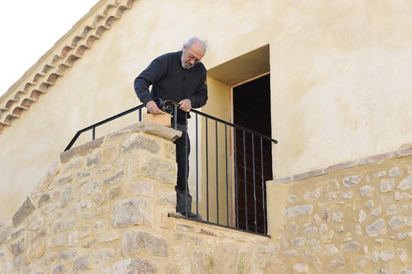 escalier en pierre-119-Bricolage avec Robert