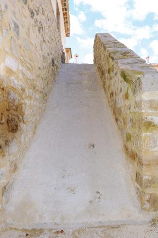 escalier en pierre-42-Bricolage avec Robert