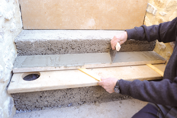 escalier en pierre-72-Bricolage avec Robert